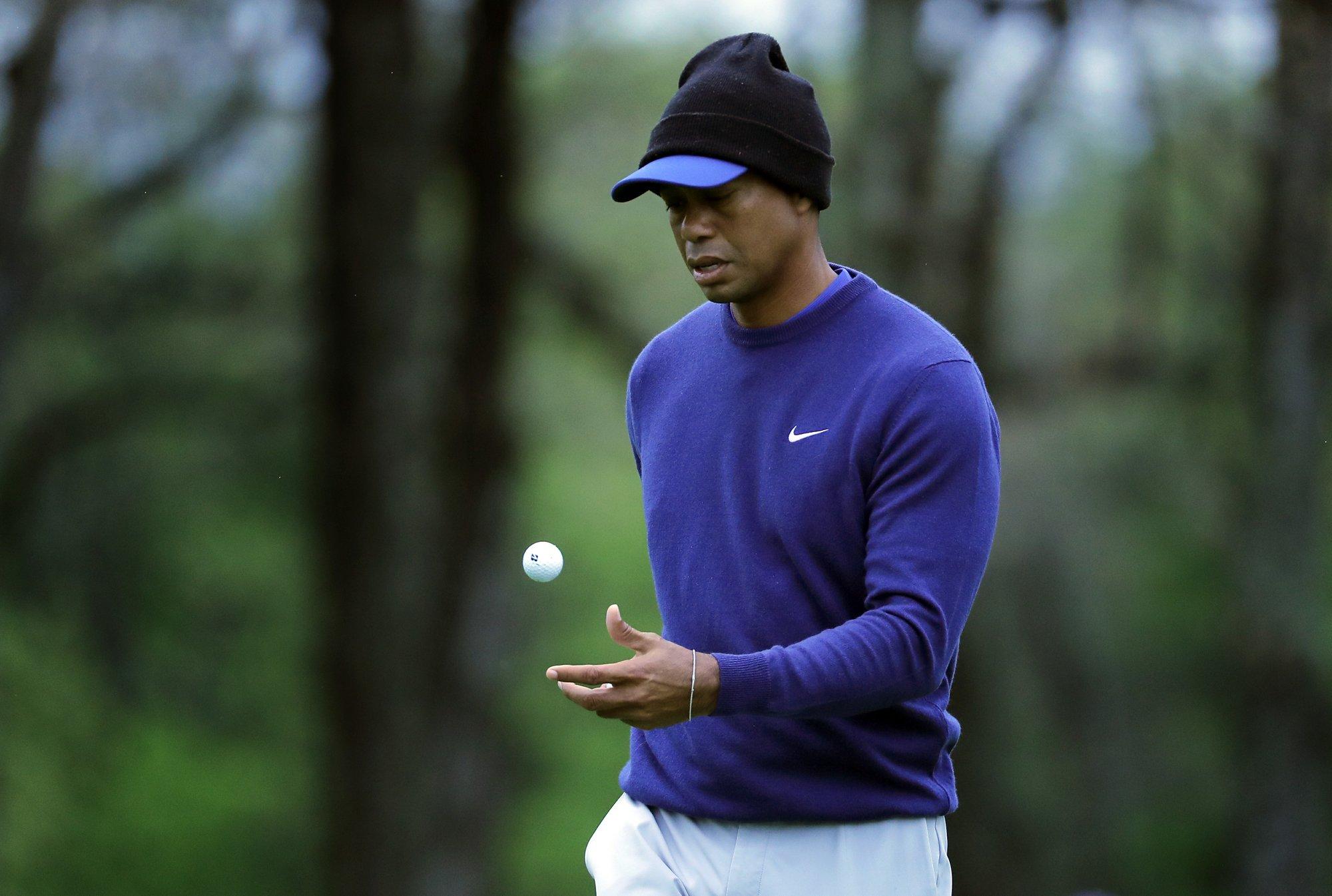 Tiger Woods va por otro título de Grand Slam