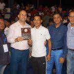 Enyer Paulino es distinguido como dirigente del año