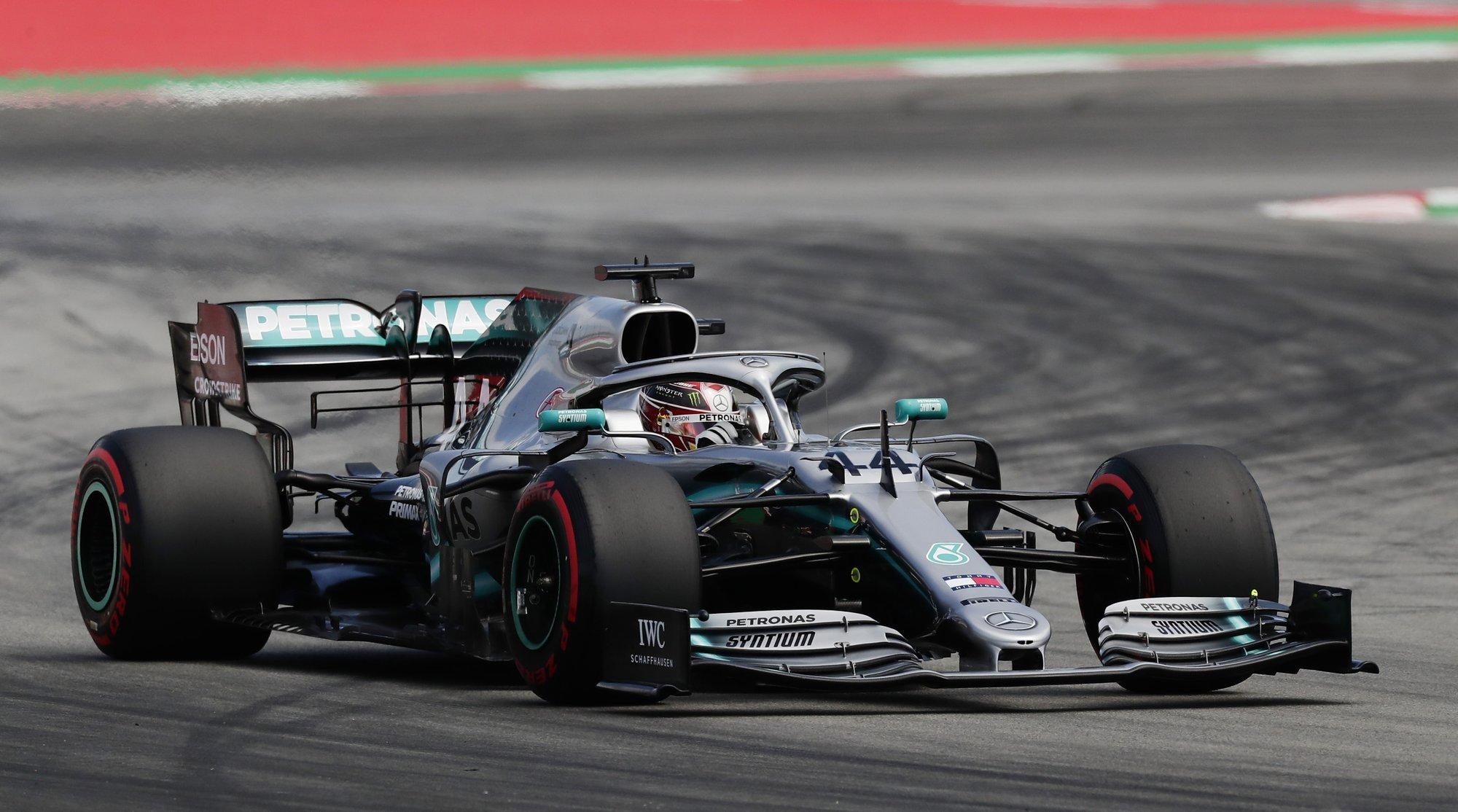 Bottas gana la pole para el Gran Premio de España