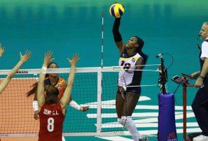 China le quinta invicto a Reinas del Caribe en la Liga de Naciones