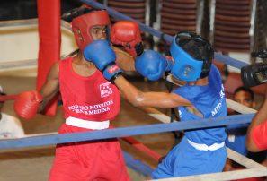 Club Billy Thompson sigue líder del torneo de boxeo para novatos César Medina