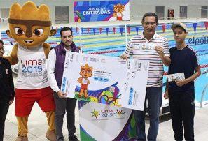 Presidente de Perú compró primera boleta para Juegos Panamericanos