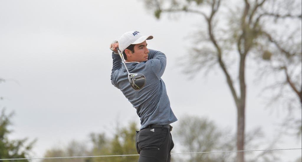 Golfista Julio Ríos llega segundo en Taylormade Junior Open