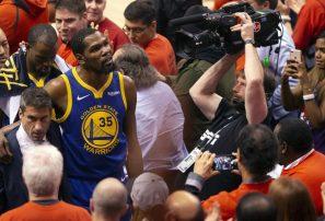 Kevin Durant rechaza su opción de jugador con los Warriors