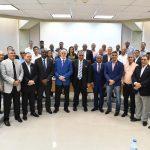 Dirigencia deportiva de Santiago expone sus problemáticas al COD