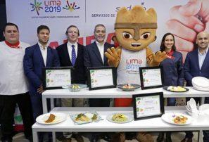 Lima presenta servicio de alimentación para los atletas de los Juegos Panamericanos