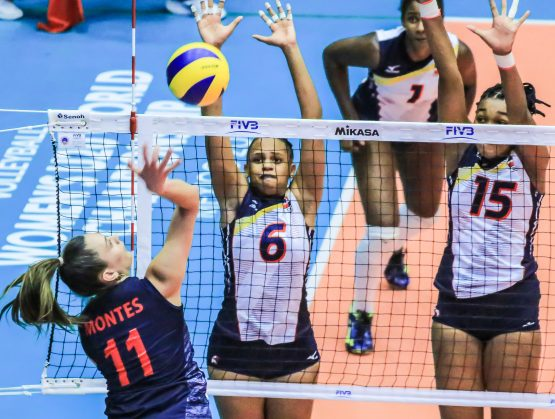 RD cae ante Perú en el Mundial de Voleibol Sub-20