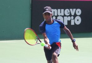Tenistas arrancan lucha por mejores posiciones en Copa Merengue
