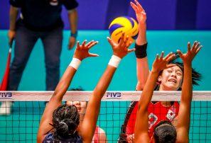 RD cayó en tres sets ante Japón en Mundial de Voleibol Femenino Sub-20