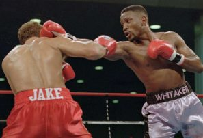 Muere en accidente ex campeón mundial Pernell Whitaker