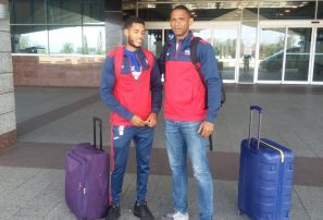 Atleta dominicano de remo regresa de México en ruta a Lima 2019