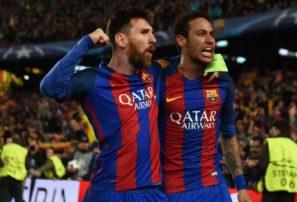 """Neymar: """"Messi y yo formábamos un dúo genial"""""""