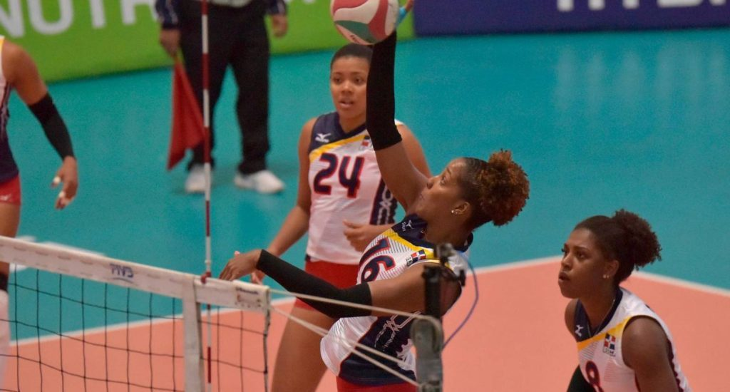 Las Reina del Caribe siguen imparable; vencen a Canadá en Norceca Champions Cup
