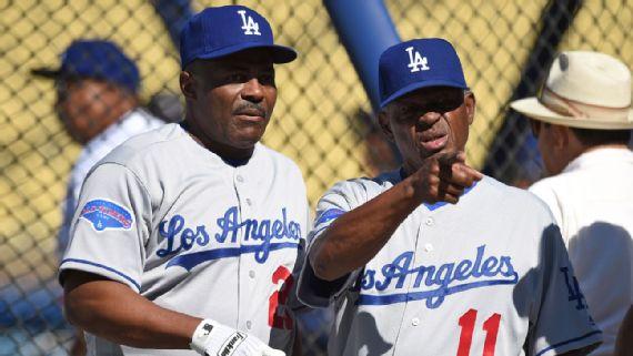 'Soy un hombre realizado': Manny Mota cumple 50 años con los Dodgers