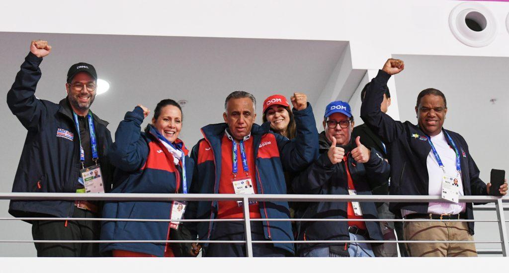 Ministro Danilo Díaz pide a población celebrar desfile con los atletas