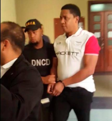 Ex peloteros Dotel y Castillo implicados en caso narcotráfico