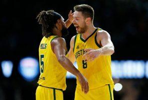 Los Estados Unidos pierden en su segundo amistoso ante Australia
