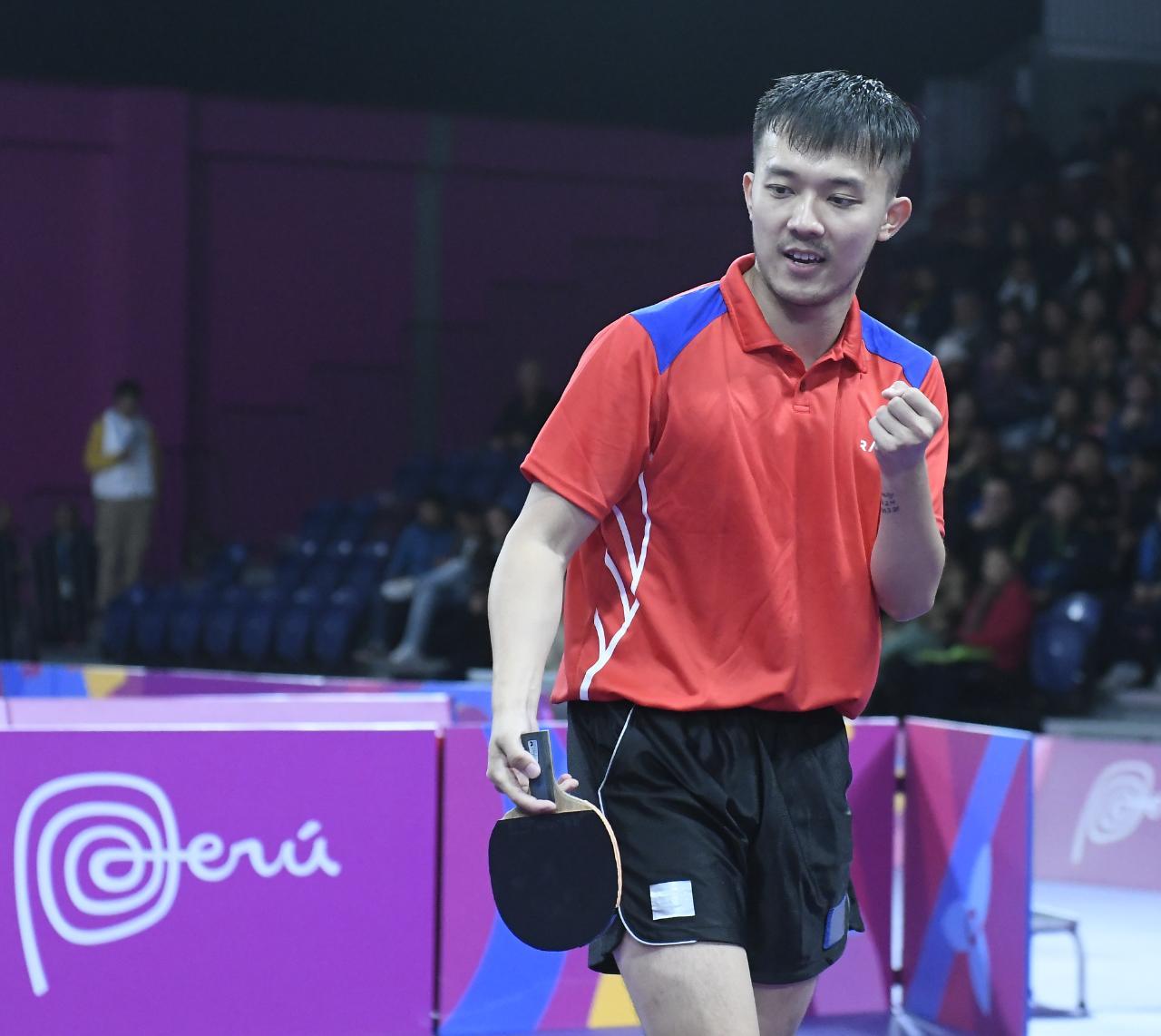 Jiaji Wu jugará por el oro en sencillos tenis de mesa ante el brasileño Calderano