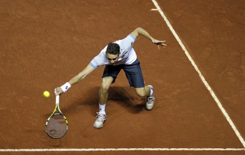 Suspenden a tenista chileno por violaciones al Programa Anticorrupción de Tenis
