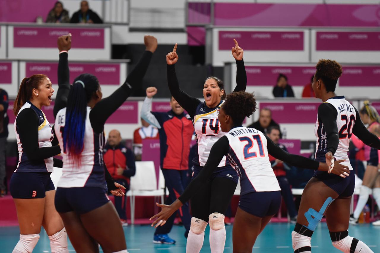 Sexteto voleibol  femenino va a NORCECA Champions Cup