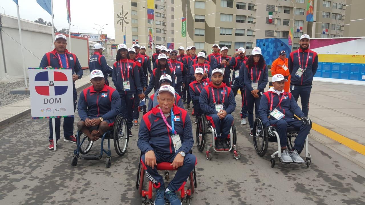 Delegación RD queda instalada para Juegos Parapanamericanos Lima 2019