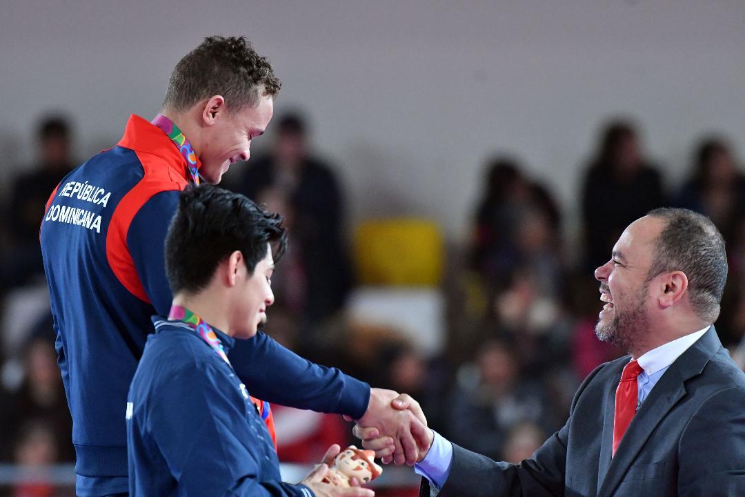 RD iguala en medallas de oro obtenidas en Panam de Toronto