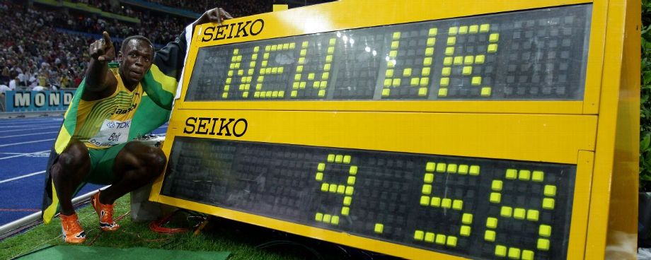 ¿Cuándo caerá el 9.58 segundos de Usain Bolt?