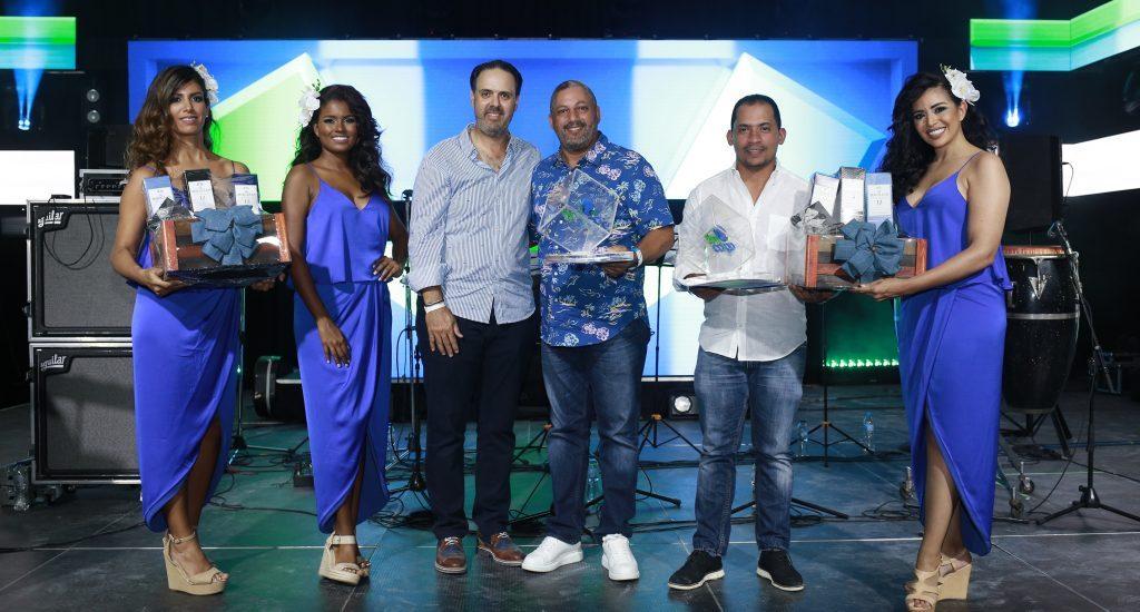 Victoriano y Pérez, campeones overall Torneo BM Cargo 2019