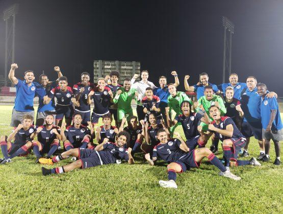 Dominicana hace historia al vencer Saint Kitts y clasifica por primera vez al Preolímpico