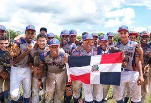 RD conquista bronce y clasifica al Mundial en Béisbol U-15