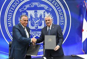 COD y el Ministerio de Relaciones Exteriores suscriben acuerdo