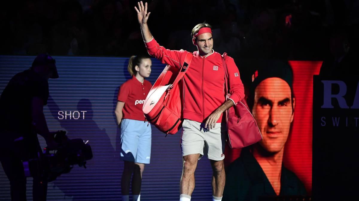 Roger Federer reta a deportistas en redes sociales