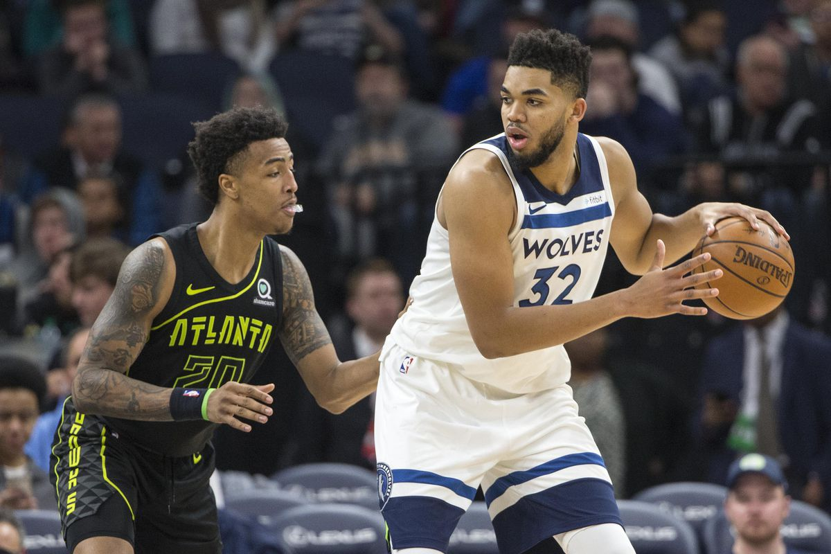 Karl-Anthony Towns finalizó con 28 puntos y 13 rebotes triunfo Wolves