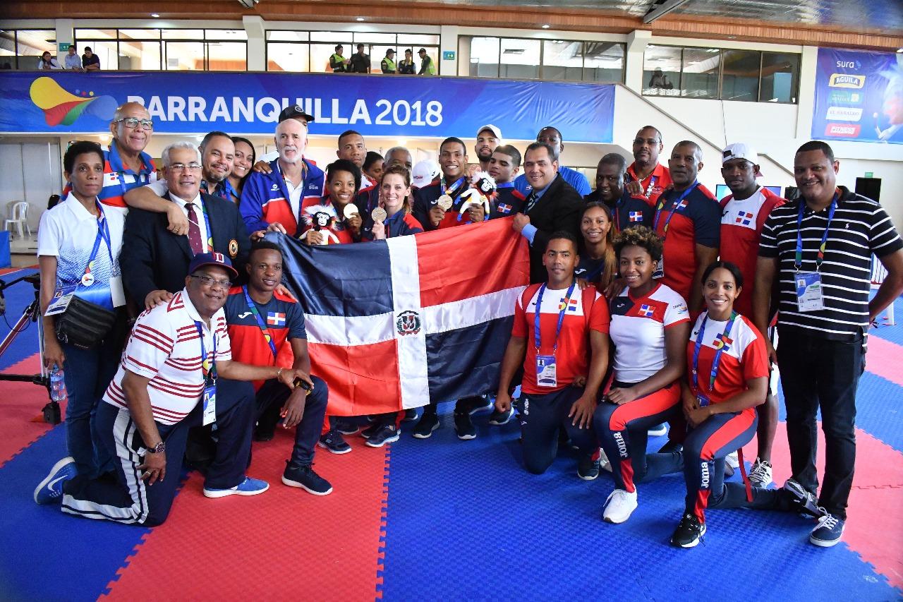 Selección de karate dominicana accionará en Liga Premier
