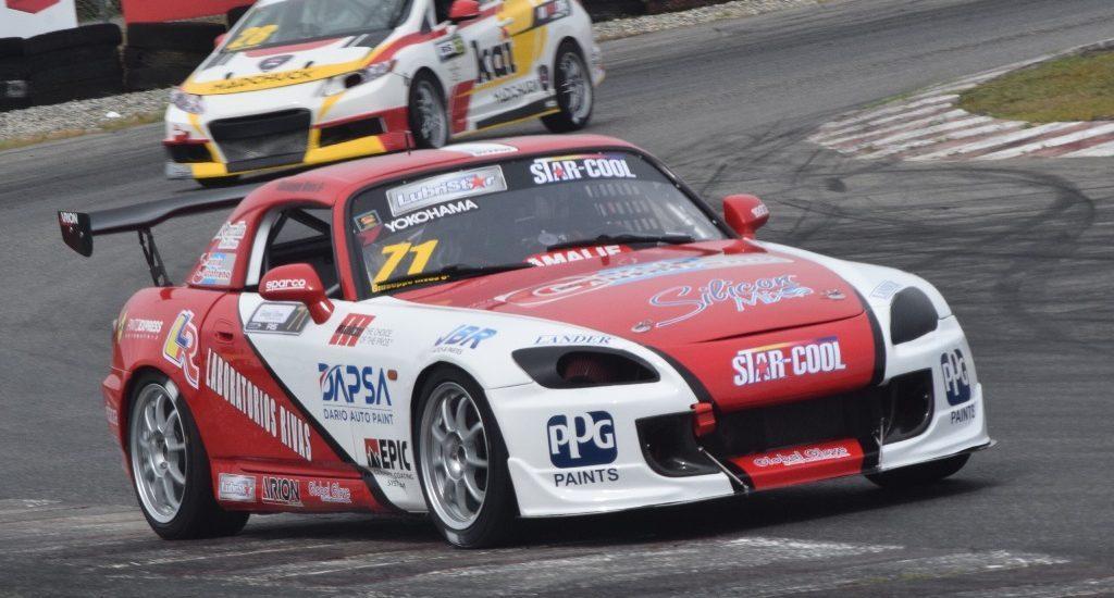 Rivas defenderá campeonato Gran Prix RD automovilismo
