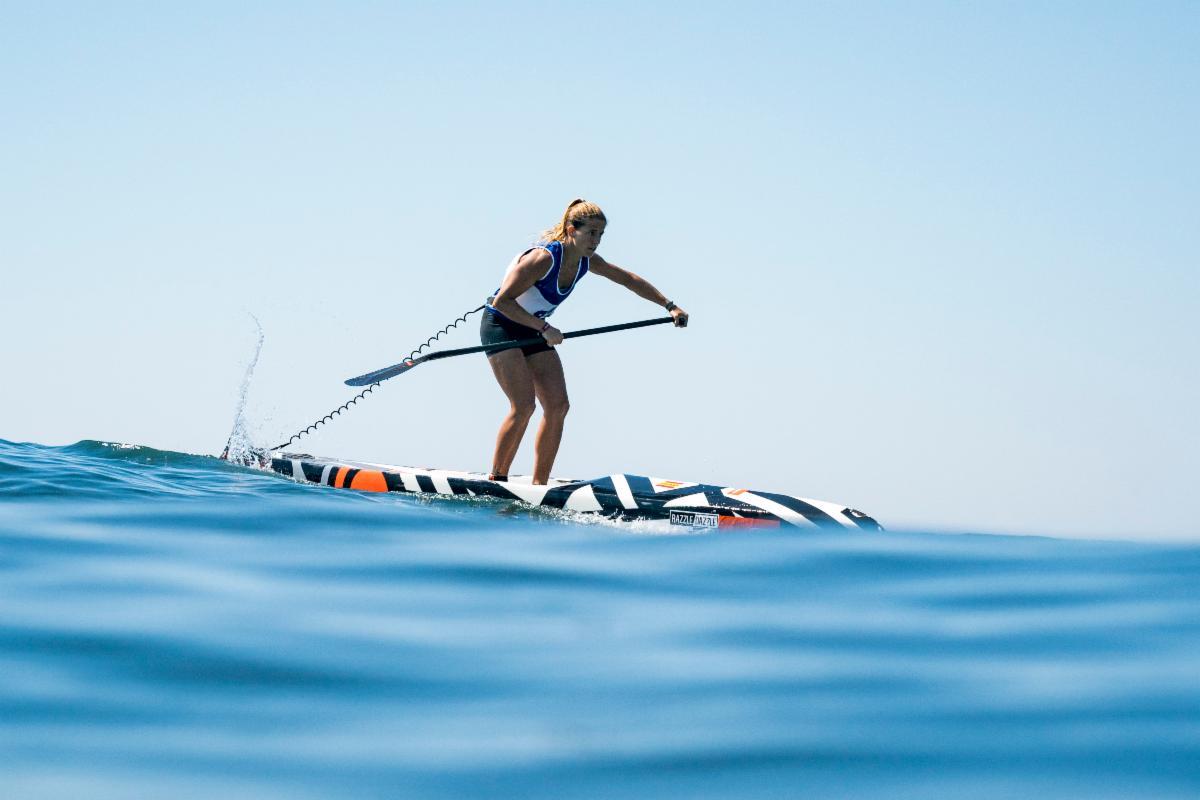 España obtiene oro en relevos Surf City El Salvador ISA World SUP