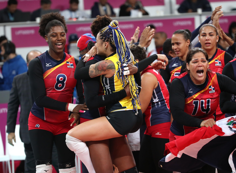 Voleibol RD se mantendrá en sexto puesto del ranking mundial hasta JJOO