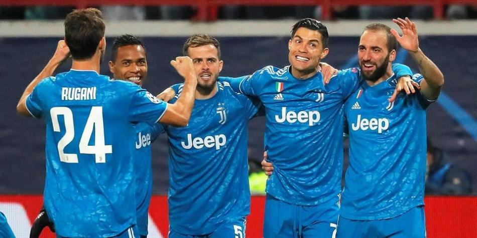 Juventus clasifica a octavos de final; Real Madrid golea al Galatasaray
