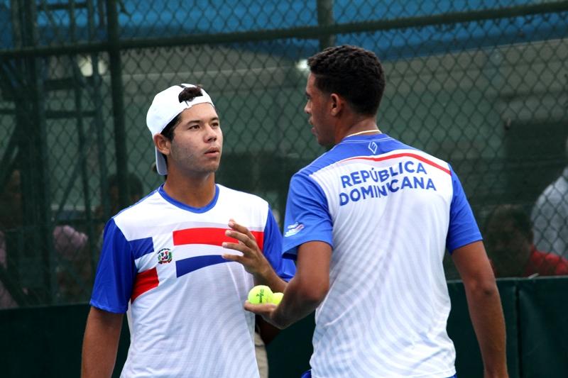 Dominicanos Hardt y Olivares jugarán ITF World Tennis Tour en el Parque del Este