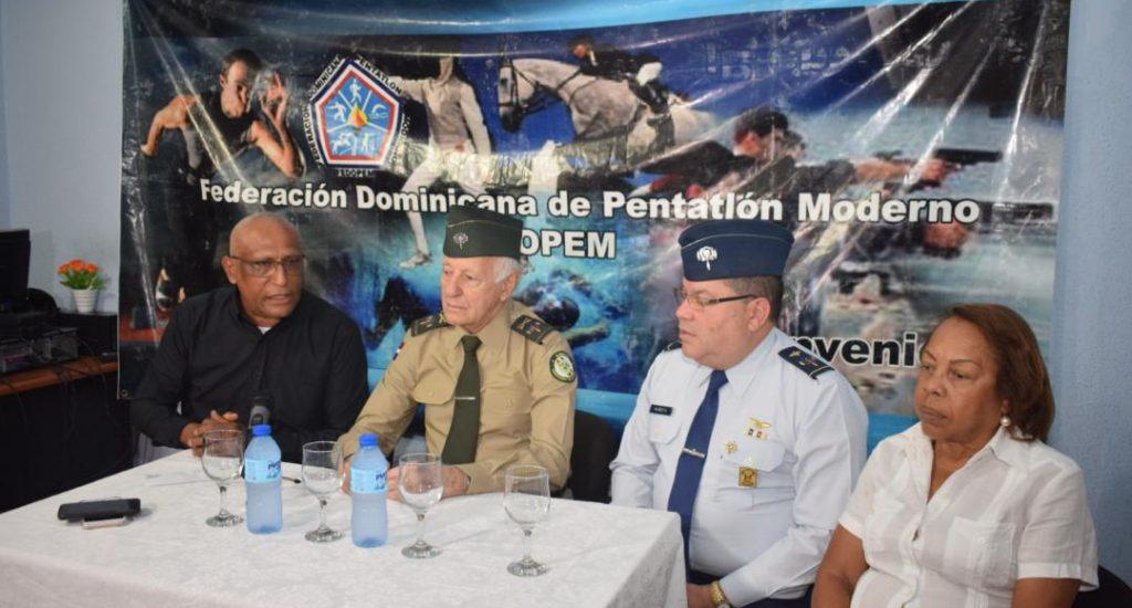 Pentatlón Moderno organiza torneo nacional Copa Kalil Haché