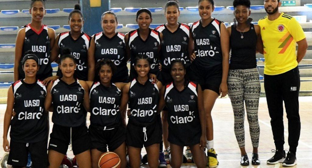 UNEV y UASD van a la final femenina de la Copa Universitaria de Baloncesto