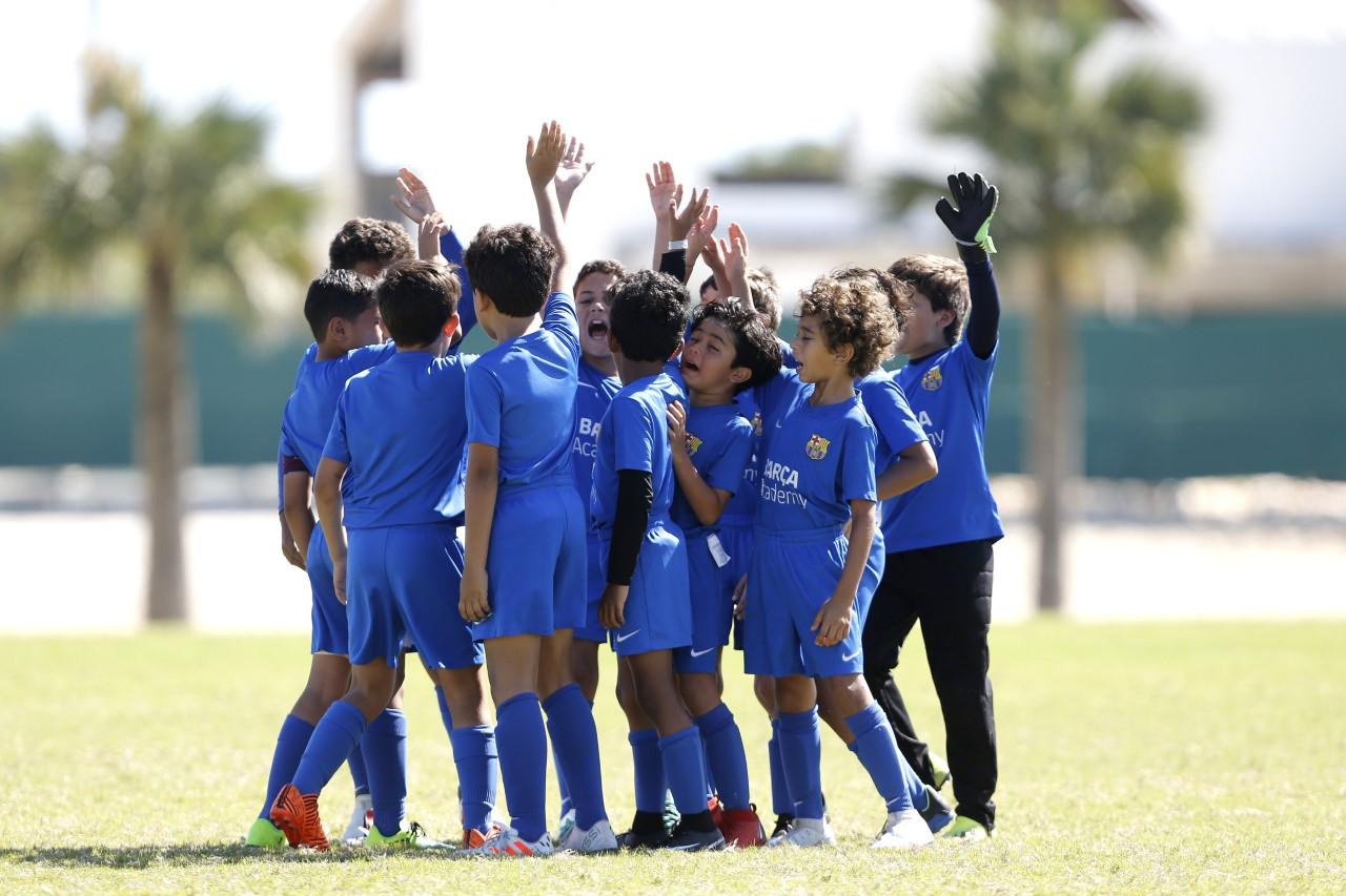 Anuncian IV Barça Academy Cup Las Américas en Punta Cana