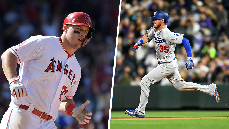 Mike Trout y Cody Bellinger, nombrados Jugadores Más Valioso MLB 2019