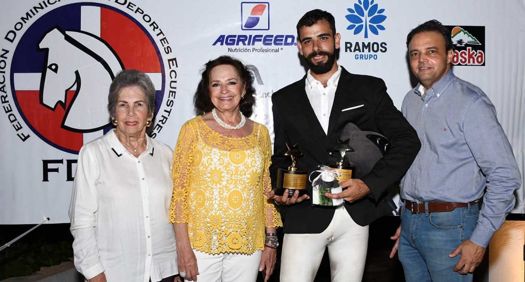 Jinete Miguel Agudo brilla en FEI World Dressage Challenge