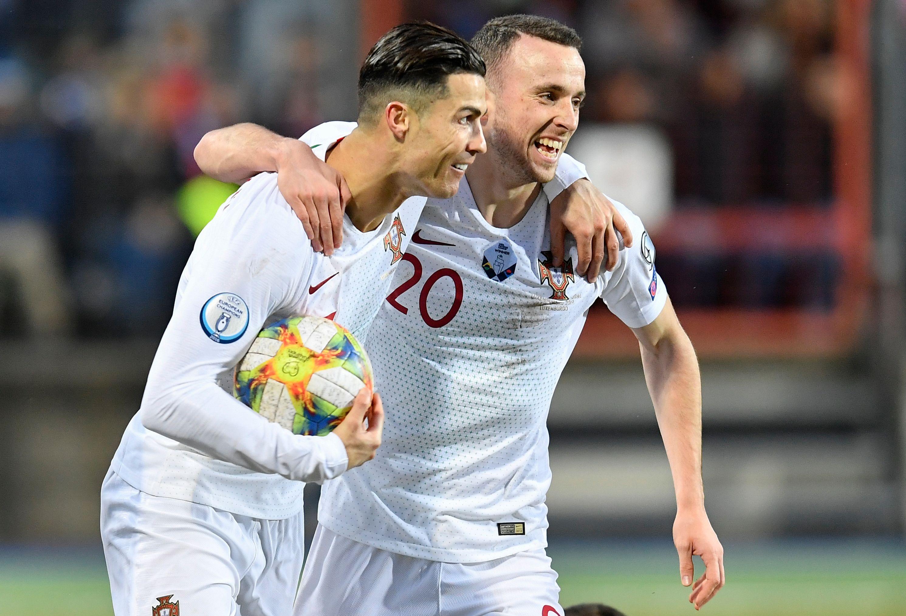 Cristiano anota gol 99, Portugal avanza a Eurocopa 2020