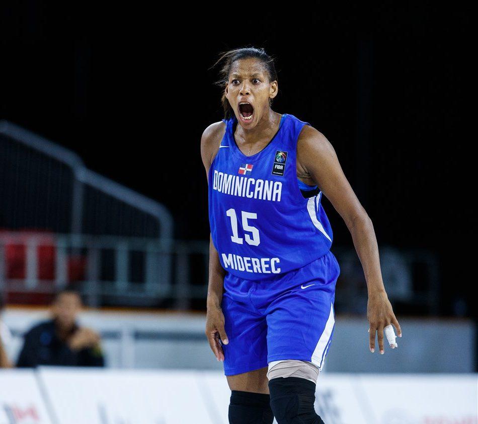 Sugeiry Monsac, su oportunidad de ser primera dominicana en la WNBA