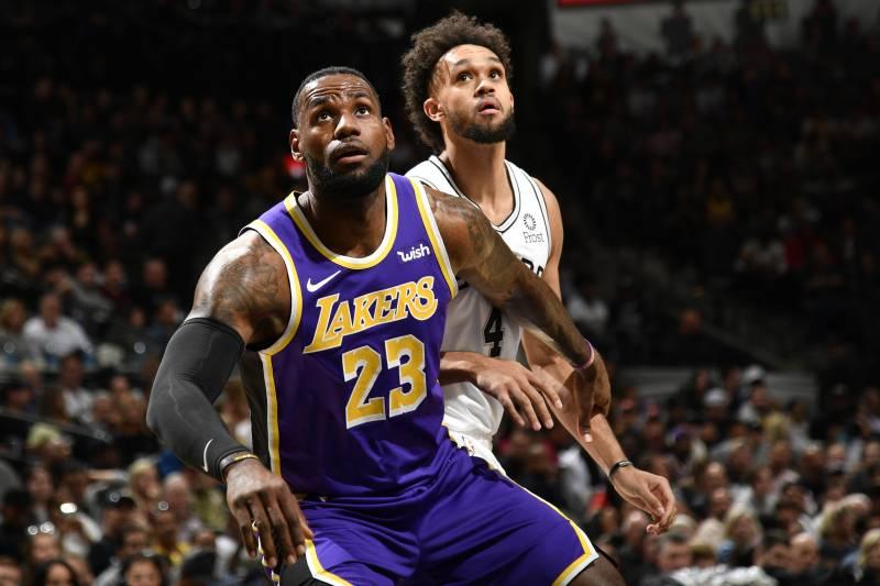 Artillería de Lakers responde a Spurs; Doncic con triple doble; Miami limita a Westbrook