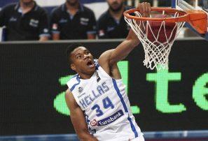 Antetokoumpo podría perderse el clasificatorio olímpico con Grecia