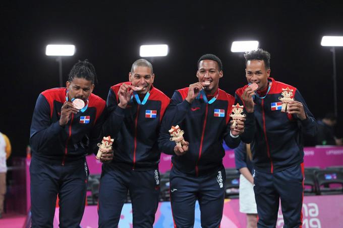 Basket RD 3x3 masculino  jugará en Preolímpico 2020