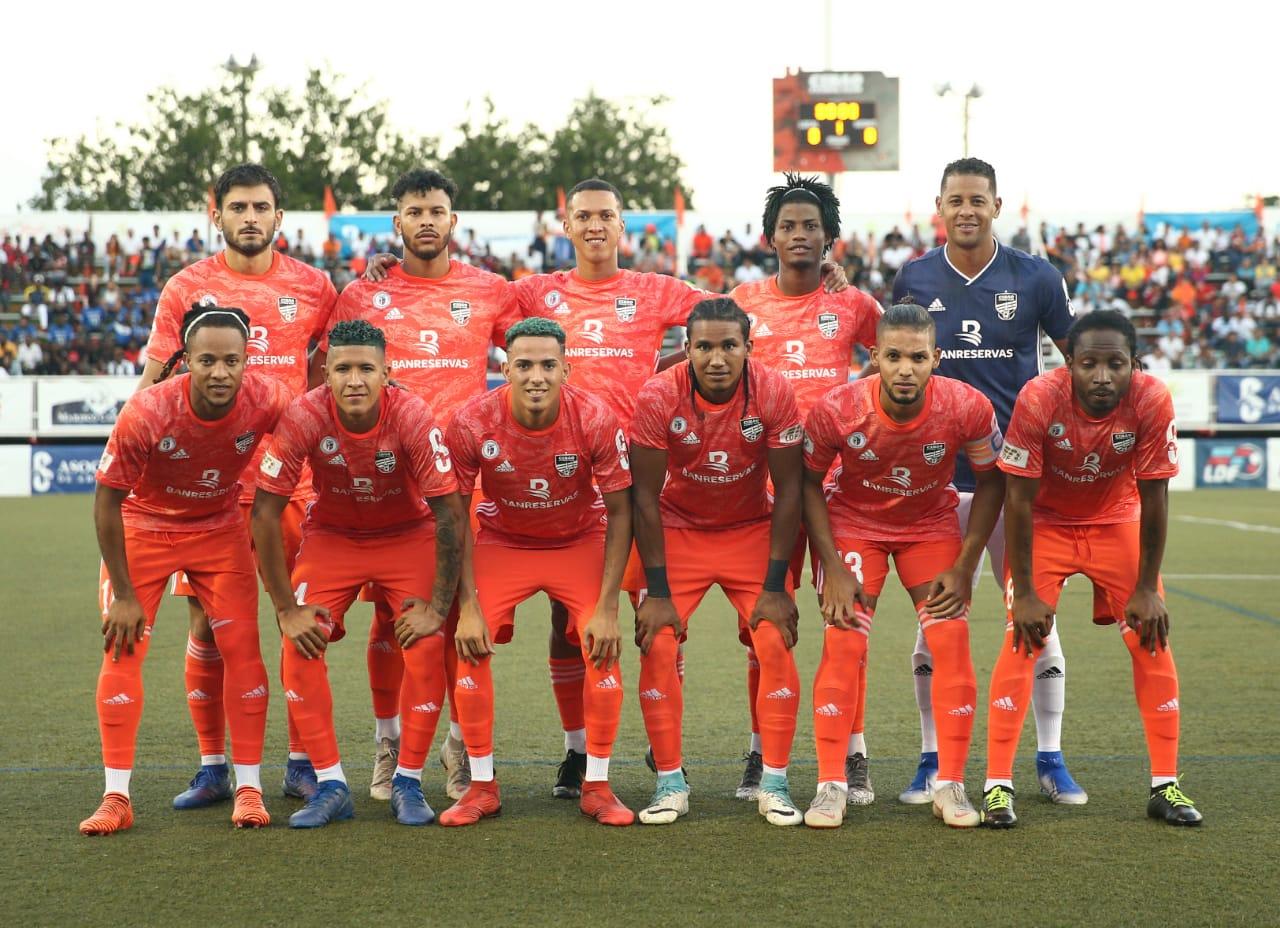 Cibao FC se prepara al tope para encuentro final con Pantoja